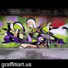 #amazing #graffiti #art
