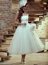Výsledek obrázku pro svatební retro šaty 6fac2af141