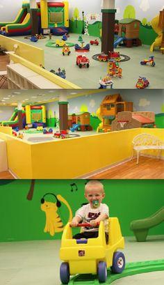Rockin' Kids indoor playground and party center (Burbank, CA)