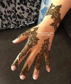 Tattoo Flower Drawing Embroidery Patterns Ideas For 2019 Cute Henna Designs, Floral Henna Designs, Back Hand Mehndi Designs, Finger Henna Designs, Arabic Henna Designs, Mehndi Designs For Fingers, Best Mehndi Designs, Beautiful Henna Designs, Henna Tattoo Designs
