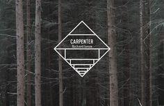 visual identity. carpenter.