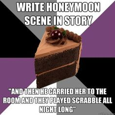 Asexual Cake