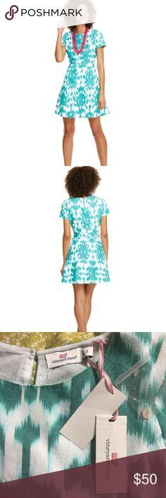 Vineyard Vines Ikat Dress NWT New with tags! Size 2. Vineyard Vines Dresses