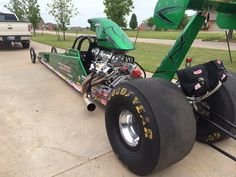 """SPITZER 245"""" BLOWN TOP DRAGSTER for Sale in OKLAHOMA CITY, OK 