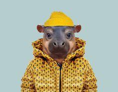 """Teilen Tweet Anpinnen Mail Auf der Webseite """"Zoo Portraits"""" findet man etlichevon Tierbildern, die per Photoshop """"vermenschlicht"""" wurden. Der Fotograf und Bildbearbeiter Yago Partal ..."""
