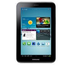 SAMSUNG  Galaxy Tab 2 WiFi 3G 16 GB P3100 - Titanium Silver