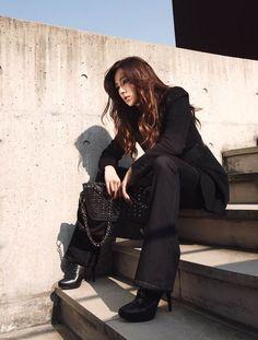 Yoon Eun Hye for Joinus Winter 2010 Catalogue