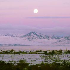 Good morning Draper, Utah Draper Utah, Good Morning, Mountains, Nature, Travel, Fotografia, Good Day, Viajes, Bonjour