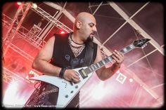 Melechesh au Hellfest 2015 (vendredi) | ThomasOrlanth.com