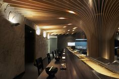 tree restaurant by koichi takada architects [via contemporist]