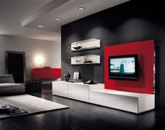 Picture 04 - Modern Wall Units