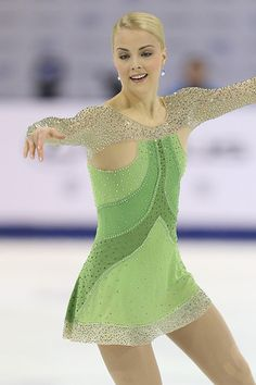 Cup of China SP - Kiira Korpi