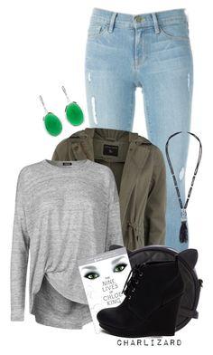 """The Nine Lives of Chloe King"" by charlizard ❤ liked on Polyvore"
