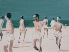Antonio Lee, Paintings. Paintings by Antonio Lee that straddle...