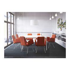 BEKANT Table conférence - blanc - IKEA