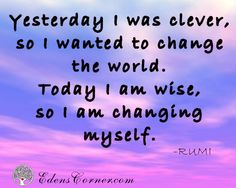Today I Am Wise <3<3 A Healthy Outside Starts From The Inside / Stay connected by giving us a LIKE at https://www.facebook.com/edenscorner | A Healthy Place To Visit, Thank you Rick & Reni <3<3
