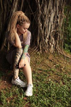 Kristina Wud - Персональный блог - Vietnam. Part I. Hippie, gypsy, tattoo, dreadlocks