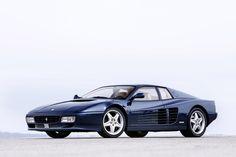 Ferrari 512 TR (1992) Need for Speed (1994)