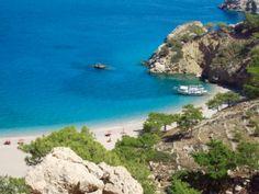 Otra de las playas de Karpathos en las Islas Griegas