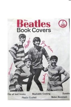 7 book covers. I had these in Grammar school   1966/67 when you had to have book covers to cover your school books.