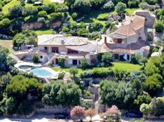 A Serene Villa In Sardinia Is On Sale For $16.6 Million