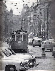 Photo from DDR Motor Jahr 1963 - A busy Prague street scene - how many vehicles can you recognise? Old Pictures, Old Photos, Prague Photos, Prague Czech Republic, Heart Of Europe, World View, Medieval Town, Video Photography, Time Travel