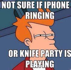 Knife Party Rave Meme