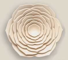 Nesting Bowl Set, (Lotus) — ACCESSORIES -- Better Living Through Design