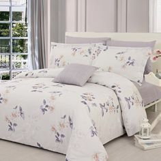 Shop North Home Bedding Jaime Duvet Cover Set at Lowe's Canada. Find our selection of duvet covers at the lowest price guaranteed with price match. 100 Cotton Duvet Covers, Bed Duvet Covers, Duvet Cover Sets, Pillow Shams, Duvet Bedding, Comforter Sets, Ikea Duvet, Backboards For Beds, Contemporary Bed Sets
