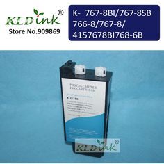 (36.50$)  Watch more here - http://ainda.worlditems.win/all/product.php?id=527037980 - [KLD INK ] 767-8 766-8 768-6B Compatible Franking ink for Pitney Bowes DM800 DM800I DM825 DM875 DM900 DM925 DM1000 DM1100 Meter