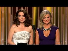 Tina and Amy give another bitingly funny and insightful performance at the Golden Globes this year.