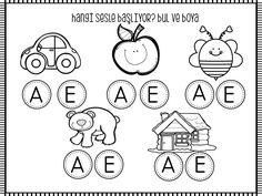 HANGİ SESLE BAŞLIYOR Preschool Printables, Preschool Worksheets, Preschool Activities, Turkish School, Finger Plays, Step Kids, Your Teacher, Phonics, Kids Learning