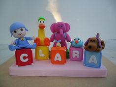 centro-torta-infantil-pocoyo-en-porcelana-fria-22299-MLA20227034000_012015-F.jpg (1200×900)