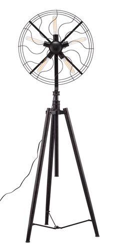 Samsonyte Floor Lamp (Rust)