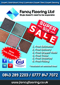 Fancy Flooring's Super 6 - Day 5