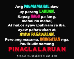 valentine love quotes for her tagalog – Love Kawin Tagalog Quotes Patama, Tagalog Quotes Hugot Funny, Tagalog Love Quotes, Romantic Quotes For Girlfriend, Girlfriend Quotes, Romantic Love Quotes, Pick Up Lines Tagalog, Valentine Love Quotes, Hugot Lines Tagalog