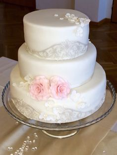 Wedding cake for Niky and Luky