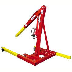 Heavy Duty Mobile Crane Model Number: 4400P