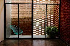 Casa Tadeo - Jugando con las aberturas