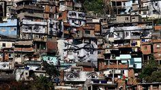 favelas in Brazil