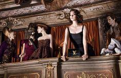 L'invitation au voyage, Veneza. Descubra a mais recente campanha da @Louis Vuitton Official. #louisvuitton