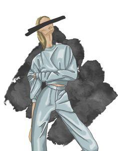 Fashion illustration |♦F&I♦