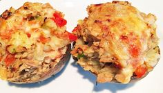 Tuna Melt Jackets Weight Loss Eating Plan, Easy Weight Loss, Tuna Melts, Free Meal Plans, Lunch Menu, Mediterranean Style, Everyday Food, Eating Plans, Meal Planning