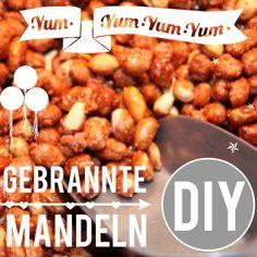 http://eatsmarter.de/ernaehrung/news/gebrannte-mandeln-selber-machen Mmmhhh .. lecker! Gebrannte Mandeln lassen sich leicht selber machen.