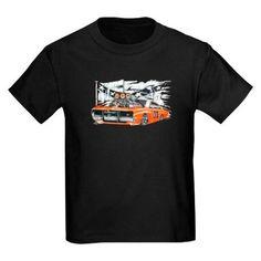 Dodge Charger Blown Dark T on CafePress.com