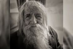 Elder Dobri from Baylovo /Bulgaria/ Church Icon, Human Kindness, Historical Women, Look Into My Eyes, Extraordinary People, Sacred Feminine, Interesting Faces, People Around The World, True Beauty