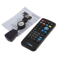 Wireless PC USB Windows Media Center Remote Control Controller Up To 18M GU