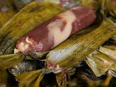 Suman Moron - I should try this using Eighth Wonder, Ifugao DIket or Mountain Violet, both sticky rice variety