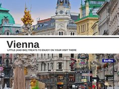 Vienna is a city of cultural pleasures, gastronomic indulgences and architectural discoveries, and one visit isn't enough to experience.