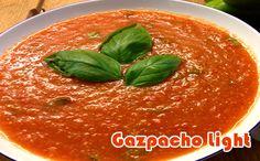 Gazpacho espanhol light #receitas #receitaslight #dieta